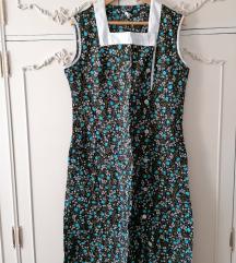 Haljina na plave cvetice NOVO!