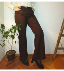 s. Oliver braon zvonaste pantalone