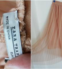 Zara plisirana suknja NOVO