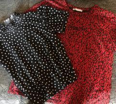 lot_ Dve nove Zara majice za 1000