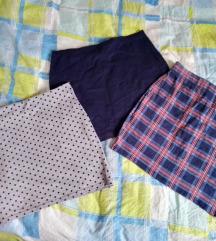 3 mini suknje za 250