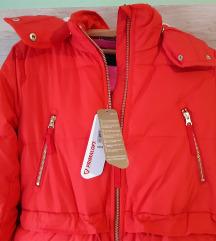 Zimska jakna sa kapuljačom,S