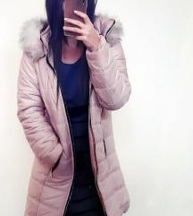 Perjana jakna sa zečijim krznom
