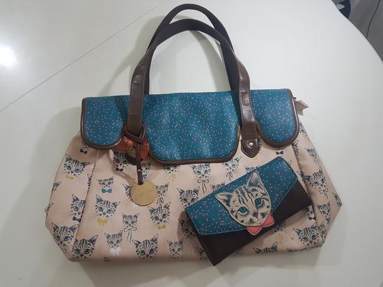 Komplet torba i novcanik(moze odvojeno) ORIGINAL