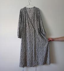 Rezz GLAMOROUS wrap haljina