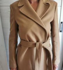 Zara vuneni kaput XL