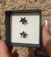 Swarovski mindjuse zvezdice
