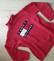 Original TOMMY HILFIGER džemper