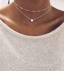 Set od dve ogrlice
