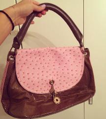 Pinko kozna torba