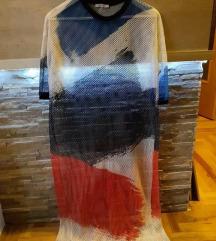 ZARA Trafaluc mesh haljina