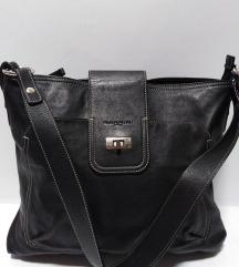 NANNINI Italy torba prirodna 100%koža36x33