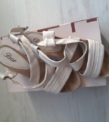Paar kožne sandale br.39