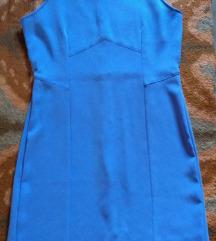 Nežno plava haljina, novo