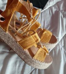 Sandale platforma, NOVO