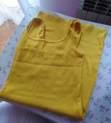 Haljina boja senfa uni 💛