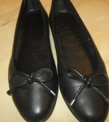 THE FLEXX crne preudobne cipele 38 1/2(25,5)