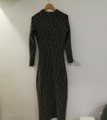 Maxi dzemper haljina