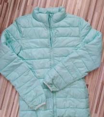 Tirkiz jakna