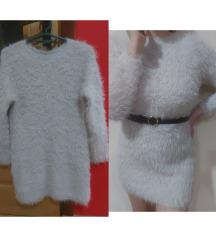 Dzemper Haljina duži džemper