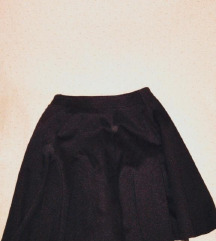 Bershka crna suknjica