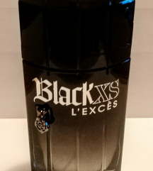 Black XS L'Exces for Him Paco Rabanne dekanti