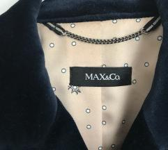 Max&Co plišani sako