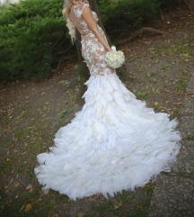 Prelepa glamurozna haljina
