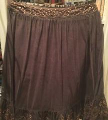 H&M suknja nenosena