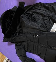 Nova novcijata zimska jakna