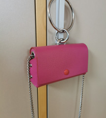 Mona pink torbica