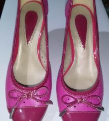 Ženske cipele koža