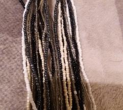 Prelepa dugačka ogrlica NOVO!