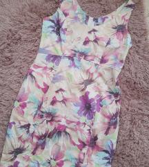 Orsay cvetna haljina L.xl