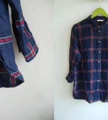 H&M karirana košulja, L-XL