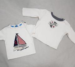 John Levis original i Rugged Bear majice  za bebe