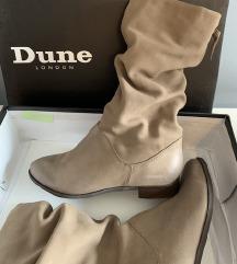 Dune London NOVE kozne cizme SNIZENO