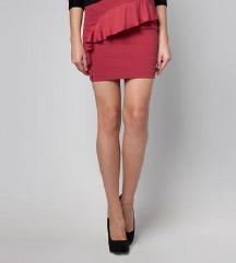 Berska elegantna suknja NOVO bez etikete