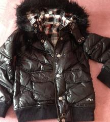 Roxy crna zimska jakna  SNIZENO
