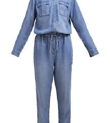 Esprit teksas jumpsuit-(100% lyocell)
