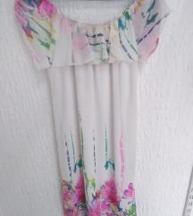 Nova cvetna haljina sa etiketom