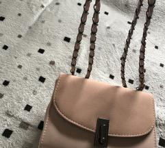 Baby roze torbica - novo-