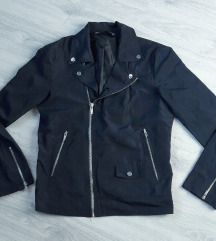 ZARA Teget muška jakna za prelazni period