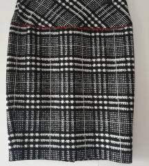 Original Sandro Ferrone uzana suknja