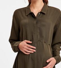 LC Waikiki haljina-kosulja za trudnice NOVO