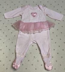 Mothercare zeka-balerina vel.3-6 mes