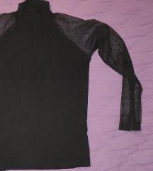 Bluza sa providnim ukavima