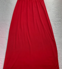 Zenana bordo maxi top haljina