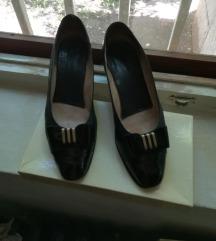 Napoleoni kožne damske cipele