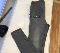 H&M trudničke tanje farmerice